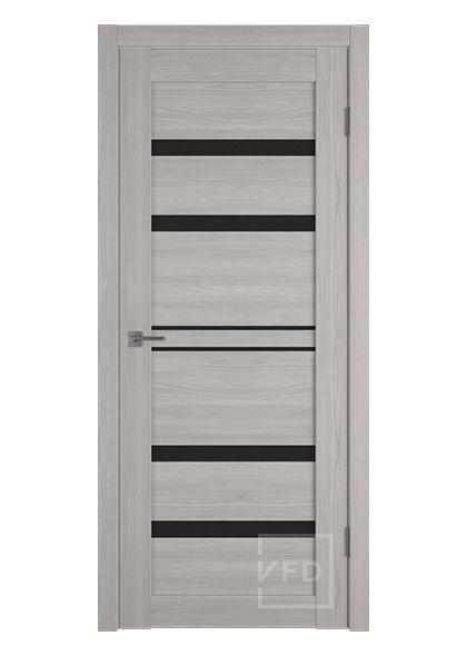 Межкомнатная остекленная дверь Atum pro x26 black