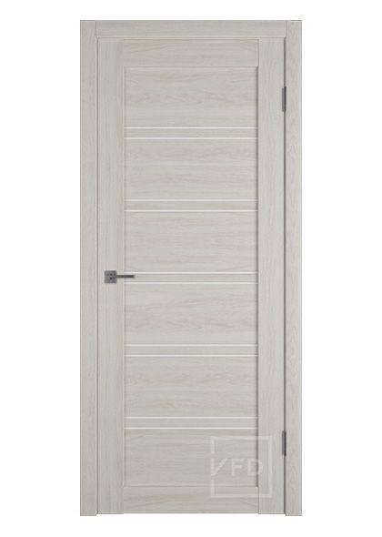 Межкомнатная остекленная дверь Atum pro x28