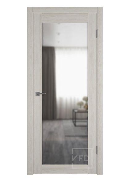 Межкомнатная дверь с зеркалом Atum pro x32 reflex