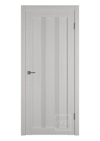Межкомнатная остекленная дверь Atum X2