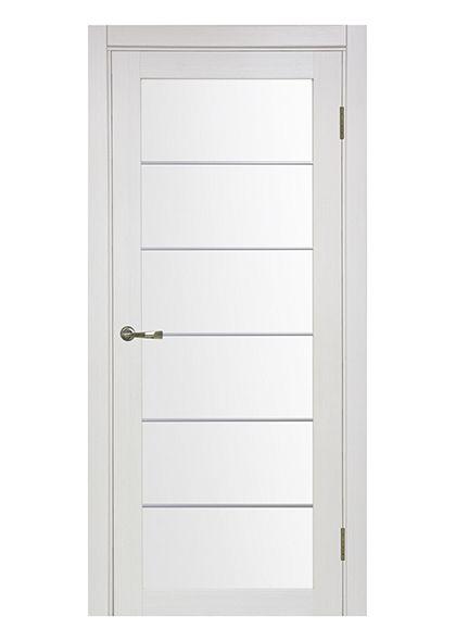 Межкомнатная остекленная дверь 501.2-1 lacobel
