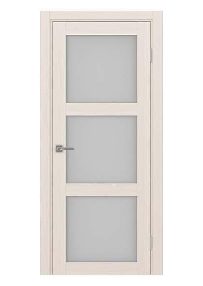Межкомнатная дверь со стеклопакетом lacobel 530.222
