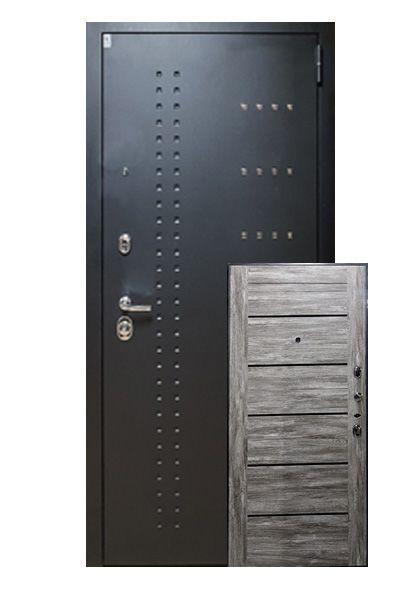 Входная дверь Легион с МДФ-покрытием (левая)