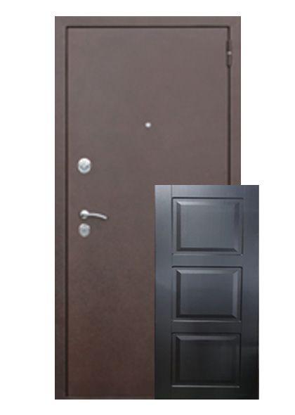 Входная дверь Стелла с накладкой МДФ