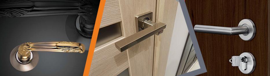Дверная фурнитура для любых дверных конструкций