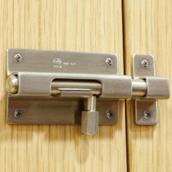 Шпингалеты дверные для входных и межкомнатных дверей