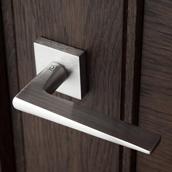 Ручки раздельные для входных и межкомнатных дверей