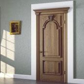 Межкомнтантные двери из массива натурального дерева